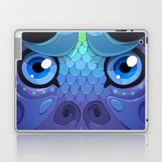 Lady Grey Laptop & iPad Skin
