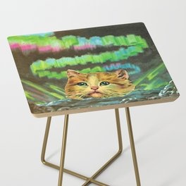 Mystic Pussy Side Table