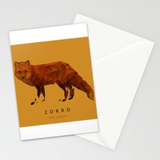 ZORRO Stationery Cards