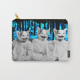 Triple Trouble Carry-All Pouch
