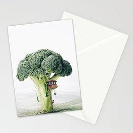 Broccoli House Stationery Cards