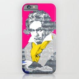 Ludwig van Beethoven 6 iPhone Case