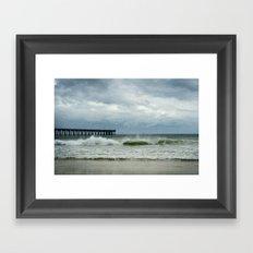 Ocean Spray Framed Art Print