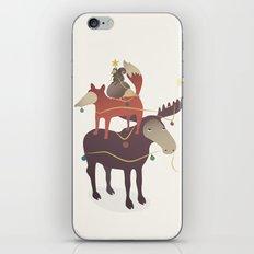 X-Moose Tree iPhone Skin