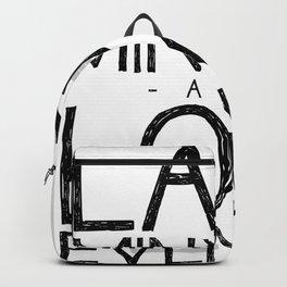 Last Minutes Backpack