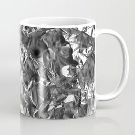 Aluminum Crush Coffee Mug