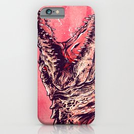 Wicked Croc iPhone Case