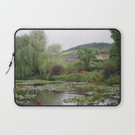 Water Garden Laptop Sleeve