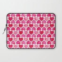 RUBY HEARTS Laptop Sleeve