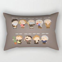 science for nerds  Rectangular Pillow