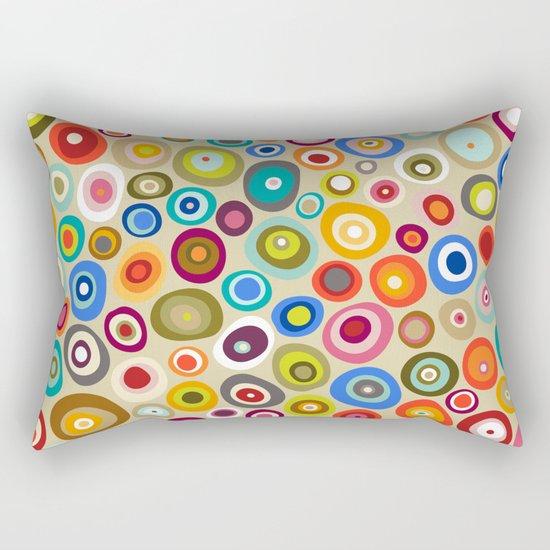 freckle spot cream Rectangular Pillow