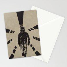 2001: safari edition Stationery Cards