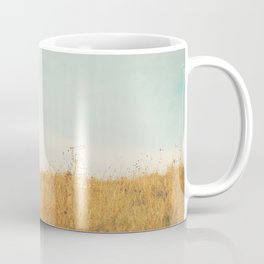 Moooo -- Autumn Landscape -- Cow in a Pasture Coffee Mug
