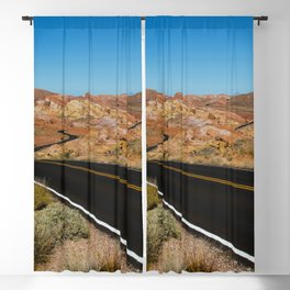 Valley of Fire, Nevada. Blackout Curtain
