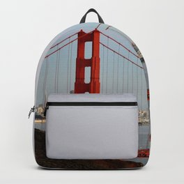 GOLDEN GATE BRIDGE - TWILIGHT - CALIFORNIA Backpack