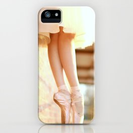 En Pointe iPhone Case
