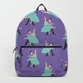 Dancing Violet Backpack