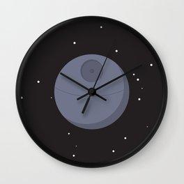 Estrella Muerta... Wall Clock