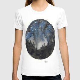 Wilderness Sky T-shirt