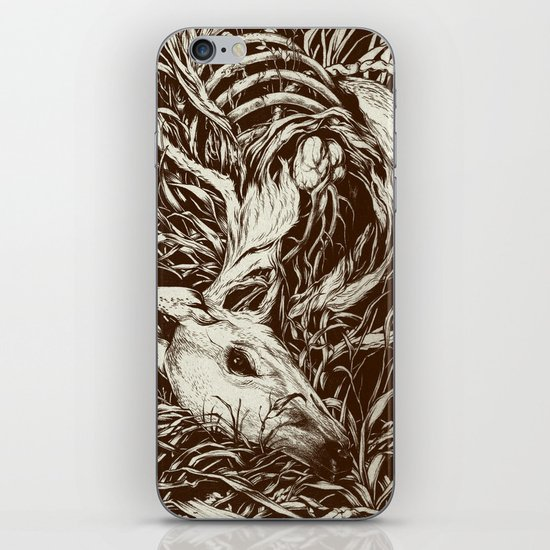 doe-eyed iPhone & iPod Skin