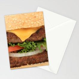 Burgerz Stationery Cards