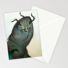 Mischievous Chacac Stationery Cards
