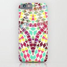Neon Bible iPhone 6s Slim Case