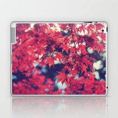 Still autumn in my heart Laptop & iPad Skin