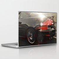 honda Laptop & iPad Skins featuring 2007 Honda Accord 2 by Aaron Acosta