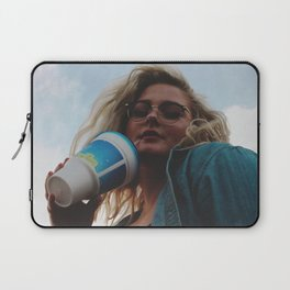 Hell Yeah Bitch Laptop Sleeve