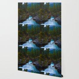 Beauty Creek in Jasper National Park, Canada Wallpaper