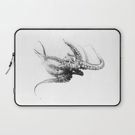 Octopus Rubescens Laptop Sleeve