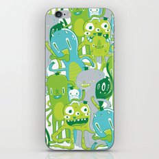 Done with Monster School! iPhone Skin