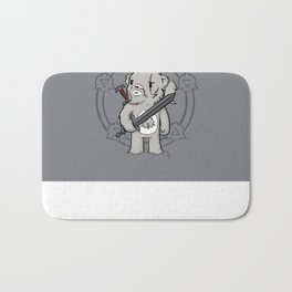 Bearalt of Rivia Bath Mat