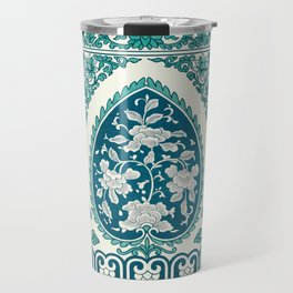 Chinese Ornament design (1867) - Vintage Art Print Travel Mug