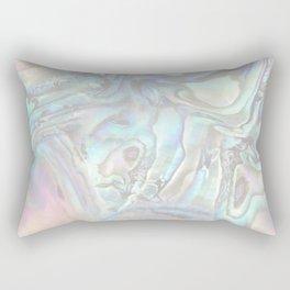 abalone whisper Rectangular Pillow
