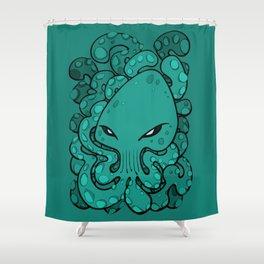 Octopus Squid Kraken Cthulhu Sea Creature - Arcadia Shower Curtain