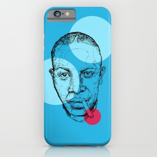 Robert Johnson iPhone & iPod Case