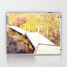 Stepping Down To The Golden World - From 'King Midas series' Laptop & iPad Skin