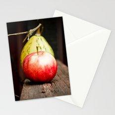 Autum Apple Stationery Cards