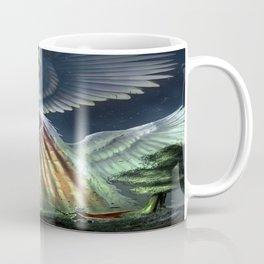 Never Look into the Eyes Coffee Mug