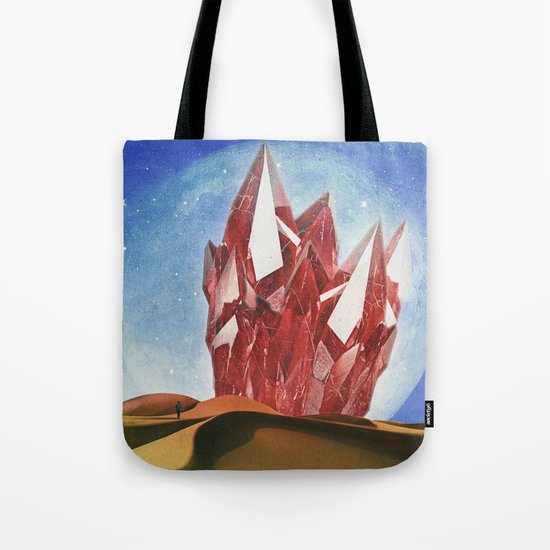 The Crystal Tote Bag