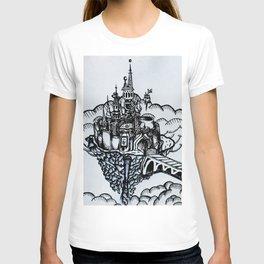 Cloudheim T-shirt