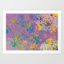 meadow 2 Art Print
