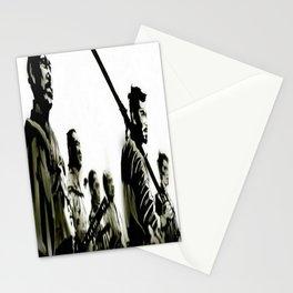 Brotherhood Of Samurai Stationery Cards