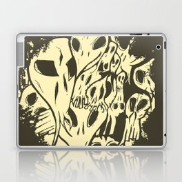 skulllllz Laptop & iPad Skin