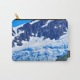 Whittier Glacier - I Carry-All Pouch