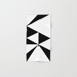 Triangles 2 Hand & Bath Towel
