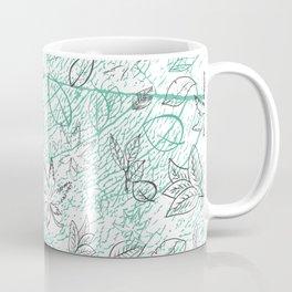 Tobacco Pattern 4 Coffee Mug