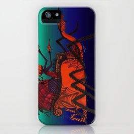 My Great Pumpkin iPhone Case